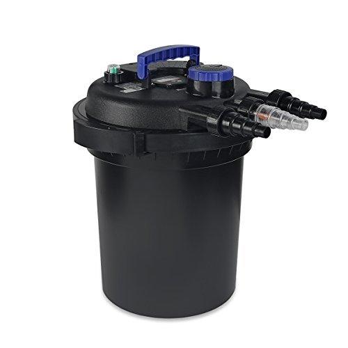 aquarium pressure filter - 5