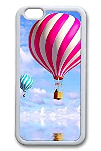 Balloon In The Sky 2 Slim Soft Cover Case For Samsung Note 4 Cover PC White Cases