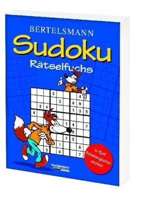 Bertelsmann Sudoku Rätselfuchs