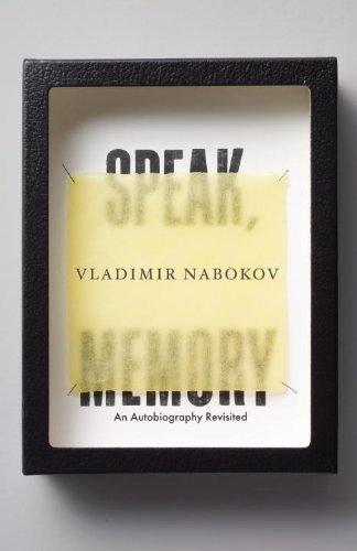Speak, Memory: An Autobiography Revisited (Vintage International)