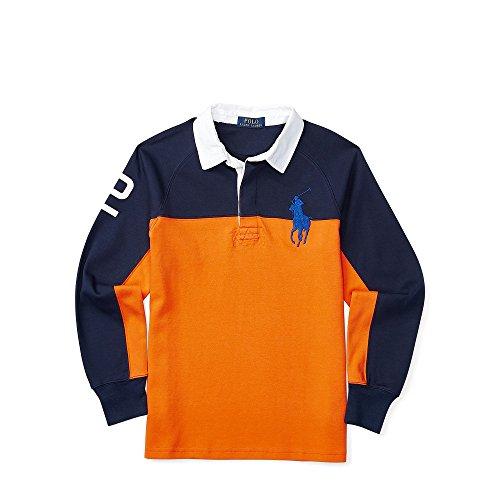 Ralph Lauren Boys Rugby Shirt - 6