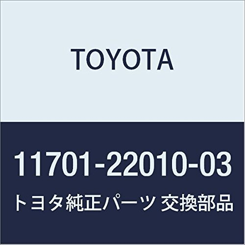 Genuine Toyota 11701-22010-03 Crankshaft Bearing