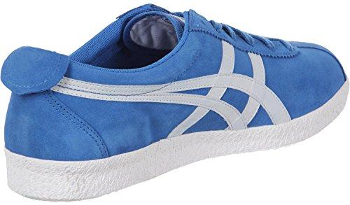 blau Asics Blau Sneakers Mexico Adulte Basses Mixte Bleu Delegation 80qawr68