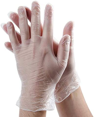 Rubber Gloves Disposable Latex Free