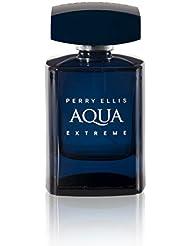 Perry Ellis Aqua Extreme Eau De Toilette Spray, 3.4 Ounce
