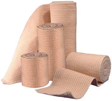 Amazon Com Elastic Bandage Wrap With Hook And Loop Closure