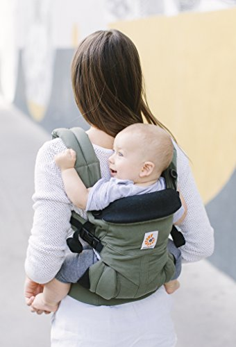 cae323a3f04 Home   Baby Products   Ergobaby Omni 360 All-in-One Ergonomic Baby Carrier  – Batik Indigo