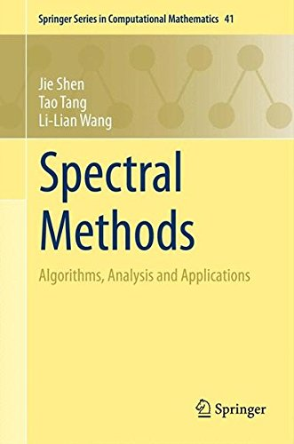 Spectral Methods: Algorithms, Analysis And Applications (Springer Series In Computational Mathematics)