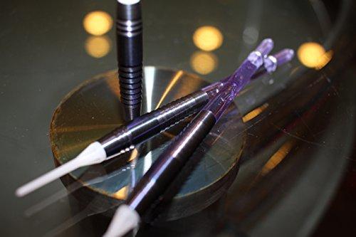 Plazma処理 超高精度化カスタムWEAPON HALBELD BluePlazma 80%TUNGSTEN 特別検品モデル 【ソフトダーツ】【ウェポン】【ハルバード】【ハローズ】