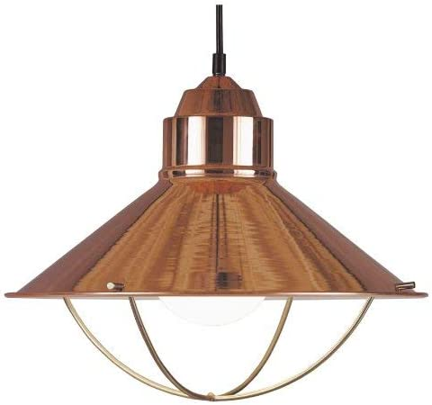 Kenroy Home 66349COP Harbour Fixtures, Copper Finish