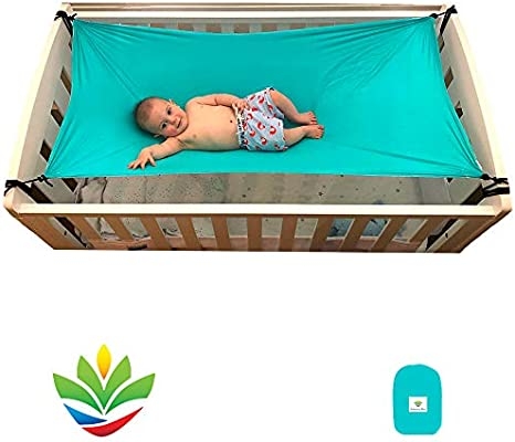 The Idea Solution For Putting Baby To Sleep Hammock Bliss Sky Baby Hammock Use In The Crib Or On The Go