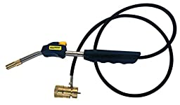 Mag-Torch MT560C Self-Lighting Tradesman Regulated MAPP or Propane Torch