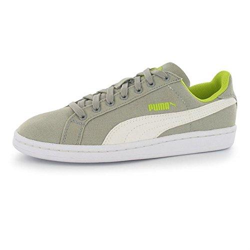 Puma - Zapatillas de Lona para mujer Gris gris Gris - gris