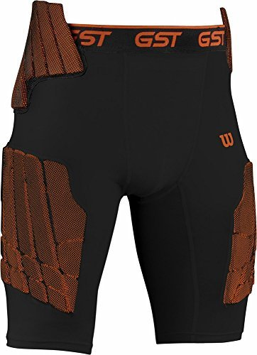 Wilson Adult GST 5-Pad Football Girdle – Sports Center Store