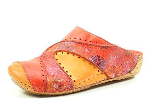Schuhgröße 42 Zuecos Cuero 032166 Gemini Farbe rojo Eu Mujer 19 1 De Material qXFU0z