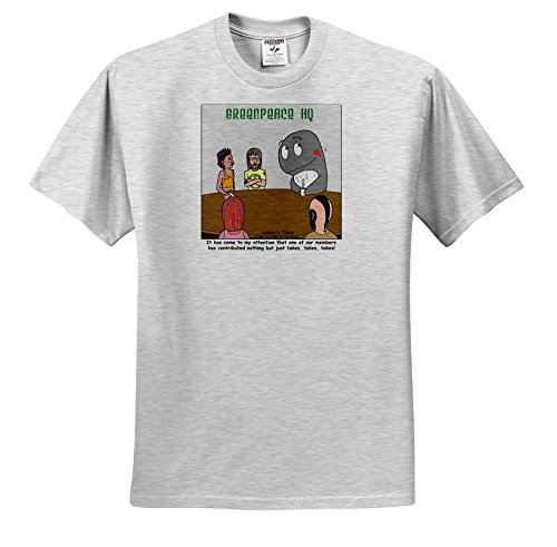 rich-diesslins-funny-animals-cartoons-problems-at-greenpeace-whale-t-shirts-adult-birch-gray-t-shirt