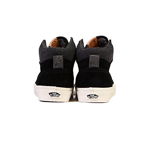 Vans - Zapatillas para hombre Negro negro