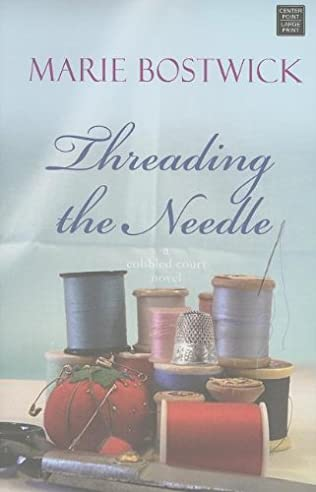 book cover of Threading the Needle