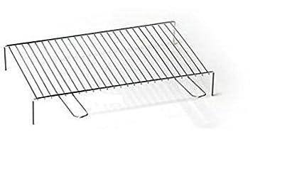 Ompagrill 00640 parrilla para chimenea, aluminio, 40 x 35 cm ...