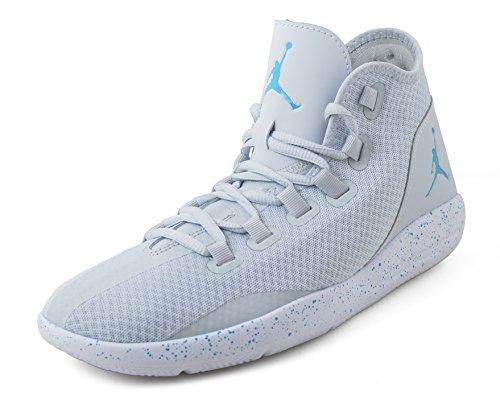 Nike Jordan Reveal, Scarpe da Basket Uomo Grigio/Bianco