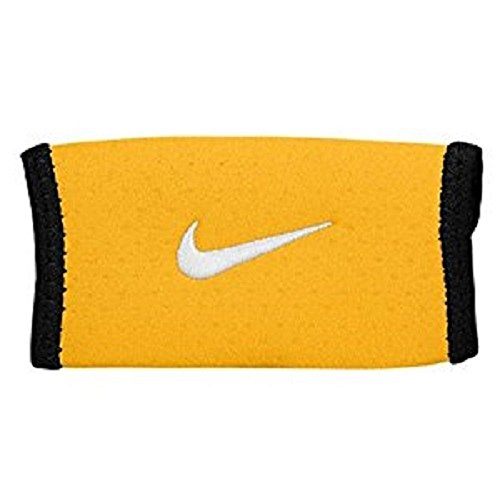 Nike Chin Shield 2 (University Gold/White, One Size Fits (Nike Chin Strap)