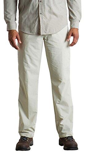 ExOfficio Men's Sol Cool Nomad Lightweight Casual Pants, Light Stone, Size (1 Travel Pants)