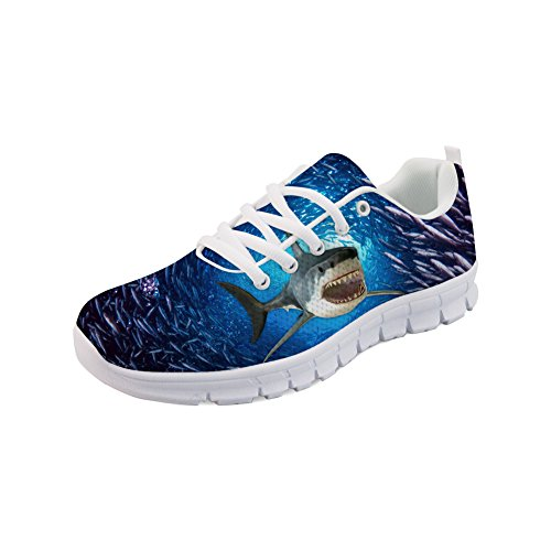 Collo Shark blue Basso Nopersonality Donna 7BwFnwqS