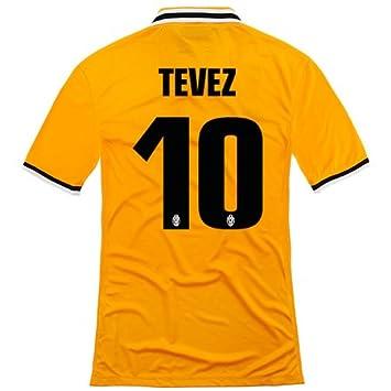 8a93f23f3 2013-14 Juventus Away Shirt (Tevez 10) Size Small 34-36
