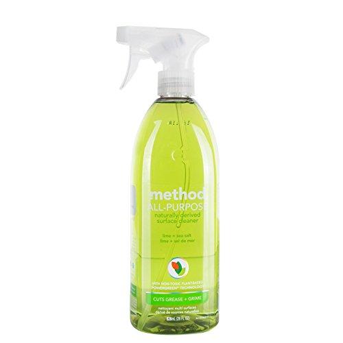 Method All-Purpose Cleaner, Lime + Sea Salt, 28 Ounce 41v7oL jfYL