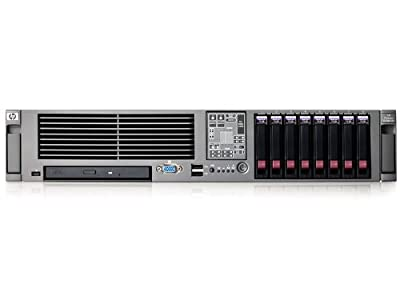 HP Proliant DL380 G5 2X Quad core 3Ghz X5450 32GB 8X 146GB P400 DVD