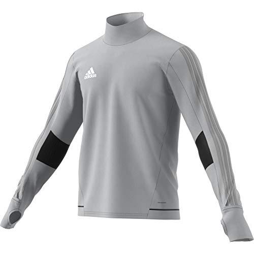 Trg Grau white Adidas black Jkt Chaqueta Tiro17 Hombre stone qUwFCpc