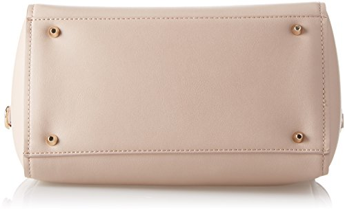 Trussardi Jeans Rosemary, Borsa a Spalla Donna, Beige, 27x27x15 cm