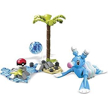 Amazoncom Mega Construx Pokemon Mew Vs Mewtwo Clash Toys Games