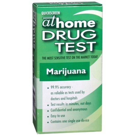 PACK OF 3 EACH AT HOME MARIJUANA DRUG TEST 1EA PT#67403309078 by Marble Medical