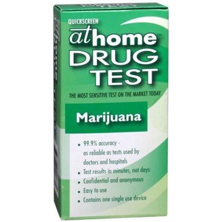 PACK OF 3 EACH AT HOME MARIJUANA DRUG TEST 1EA PT#67403309078