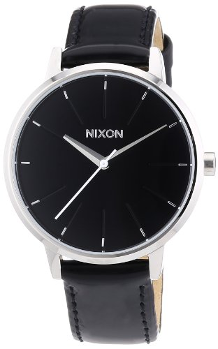 nixon-black-dial-stainless-steel-leather-quartz-ladies-watch-a108-392