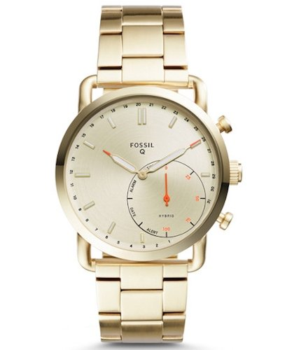 Fossil FTW1152 Oro Reloj Inteligente: Amazon.es: Electrónica