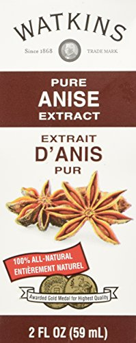 - Pure Anise Extract 2 oz