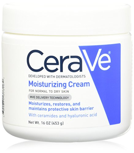 16 Oz Moisturizing Cream (CeraVe Moisturizing Cream 16 oz (2 pack))