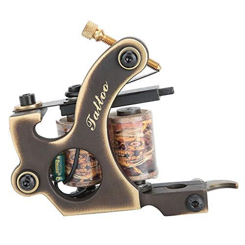 Tattoo Guns Machine, Rotary Tattoo Machine, Handmade Tattoo Liner Machines, Professional Pure Copper Wrap Coil Tattoo Machine Handmade Tattoo Gun Body Art