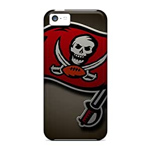 ErleneRobinson Iphone 5c Shock Absorption Hard Phone Covers Customized Attractive Tampa Bay Buccaneers Skin [azr5541PIXp]