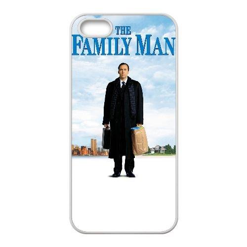 G2M14 Family Man Haute Résolution Affiche W1A5SE coque iPhone 4 4s cellule de cas de téléphone couvercle coque blanche DI8OKL2NX