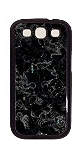 Design Hard Skin Case Cover Shell for Mobilephone case for samsung galaxy s3 for girls - constellationdrawings1