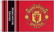 Manchester United Large Flag WM
