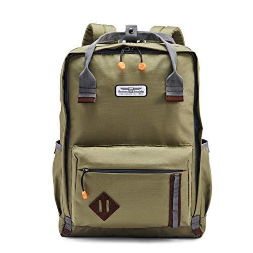 """American Tourister 18"""" Cooper Backpack - Olive"""