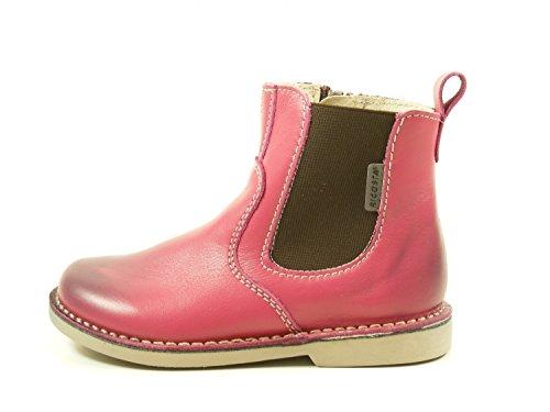 Denisa Chelsea Stivali Bambina Ricosta Pink E4dq7fx
