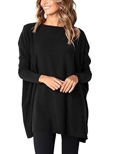 Lache Pullover Hiver Tricot Femme Pull Chaud Dokotoo xIqXZI