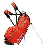 TaylorMade 2019 Flextech Lite Stand Golf Bag, Black V2