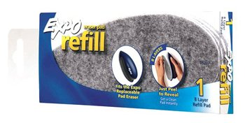 15 Pack NEWELL CORPORATION EXPO ERASER REFILL