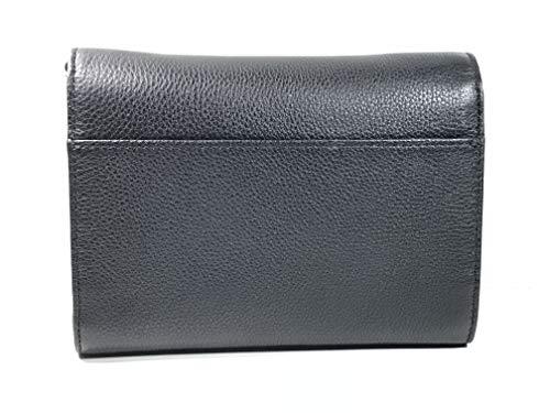 Small Burch Women's Black Tory Chain Handbag Britten Leather Wallet UgwBF76anq